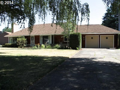 Ranch Home in Canby