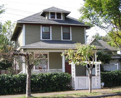 Portland architecture the most common house styles in for Most popular house styles