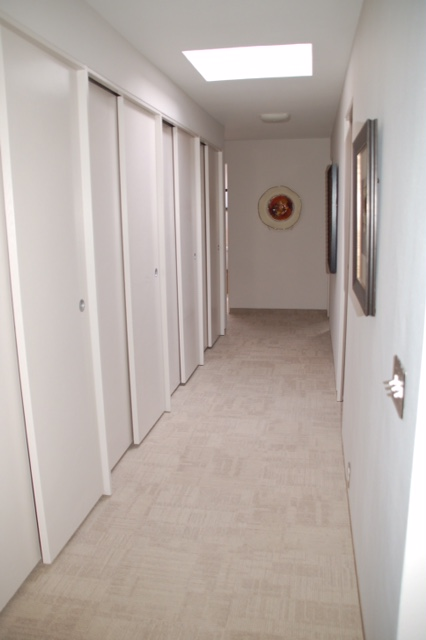 Patio House Hallway
