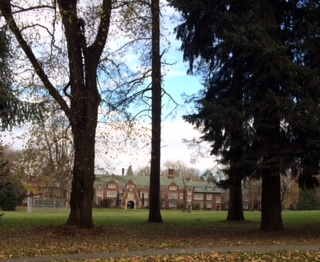 Reed College Campus Portland