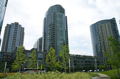 South Waterfront Condos in Portland
