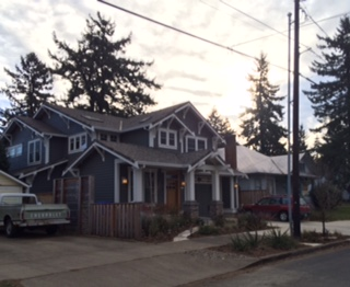 Woodstock Neighborhood Bungalow Portland