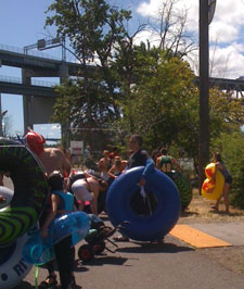 Portland's Big Float 2011