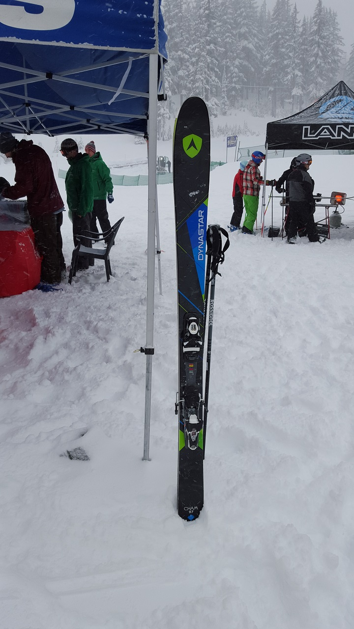 Demo Day at Mt Hood Meadows